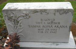 Tamar Aona Akana