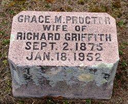 Grace Mabel <i>Proctor</i> Griffith