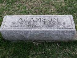 Blanche B Adamson