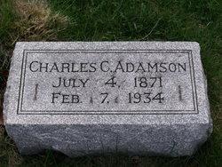 Charles C Adamson