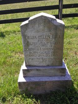 Delia Ellen <i>Hill</i> Bailey