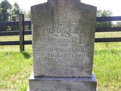 Walter Leslie Bailey