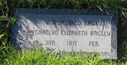 Carolyn Elizabeth Bagley