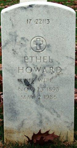 Ethel <i>Howard</i> Clayton