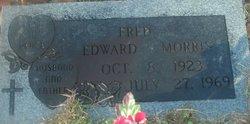 Fred Edward Morris