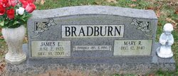James E Bradburn