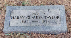 Harry Claude Terry Taylor