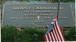 Julius F. Buzz Crandell, Jr