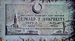 Edward Farley Humphreys