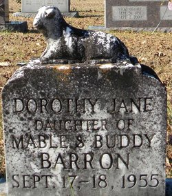 Dorothy Jane Barron