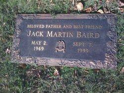 Jack Martin Baird
