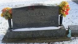 Mary Lou <i>Baker</i> Allen