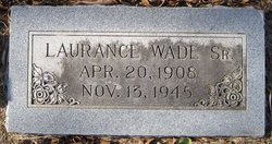 Laurance Wade Travland, Sr