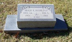Hugh Kenneth Hamilton