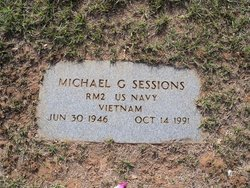 Michael Glenn Sessions