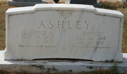 Clarence A. Ashley