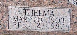 Thelma <i>Woodall</i> Owen