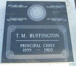 Chief Thomas Mitchell Buffington