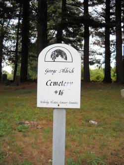 George Aldrich Cemetery