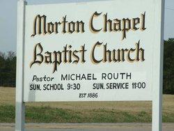 Morton Chapel Baptist Church Cemetery