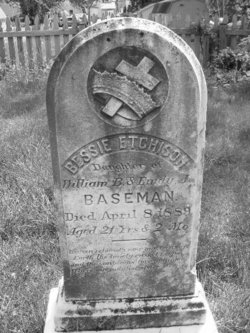 Bessie Etchison Baseman