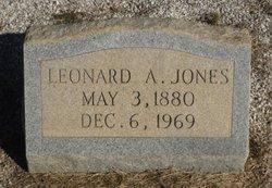 Leonard A Jones