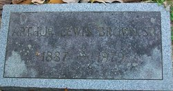 Arthur Lewis Brown, Sr
