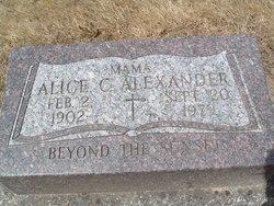 Alice Cora <i>Boren</i> Alexander