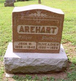 Olive A <i>Chew</i> Arehart