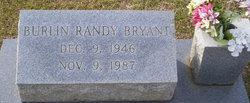 Burlin Randy Bryant