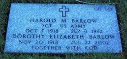 Dorothy Elizabeth Barlow