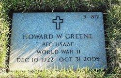 Howard Wayne Greene