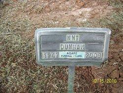 Ann <i>Terry</i> Dunham