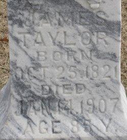 Capt James Madison Taylor