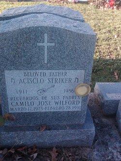 Acisclo Striker Y Perez