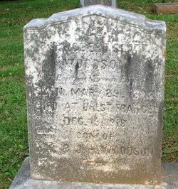 Pvt Robert Scott Woodson
