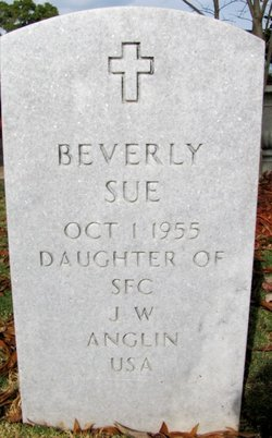 Beverly Sue Anglin