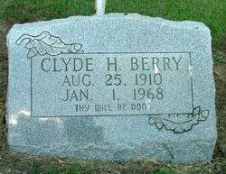 Clyde Houston Berry