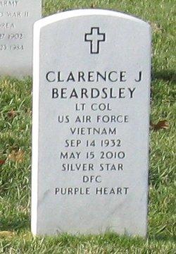 LTC Clarence John Joe Beardsley
