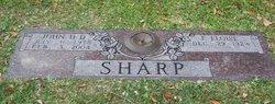 John H. D. Sharp