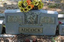 Judy Gail <i>Scott</i> Adcock