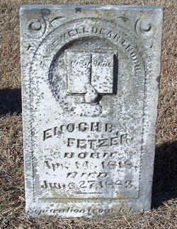 Enoch Burton Fetzer
