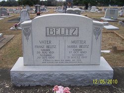 Franz Frank Belitz