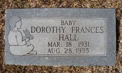 Dorothy Frances Hall