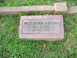 Walter Herman Schroeder
