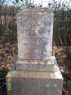 Martha E. <i>Tison</i> Smith