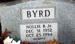 Nollie Bob (Junior) Byrd