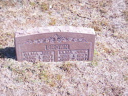 Alma June Brown