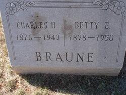 Charles Henry Carl Braune