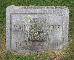 Margaret <i>Goss</i> Dworske